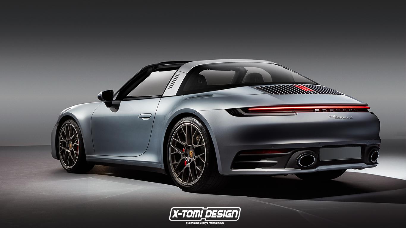 57 New Porsche Targa 2020 Review by Porsche Targa 2020