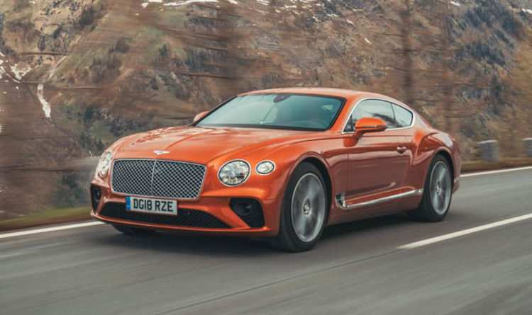 57 The 2019 Bentley Continental Gt Release Date Exterior with 2019 Bentley Continental Gt Release Date