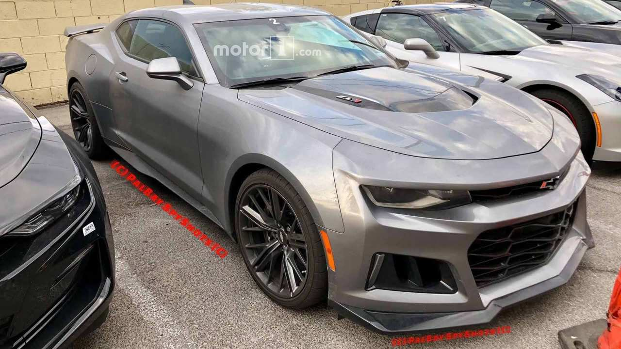 57 The 2019 Chevrolet Camaro Engine Redesign and Concept for 2019 Chevrolet Camaro Engine