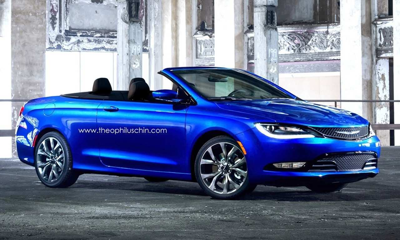 57 The 2019 Chrysler 200 Convertible New Review with 2019 Chrysler 200 Convertible