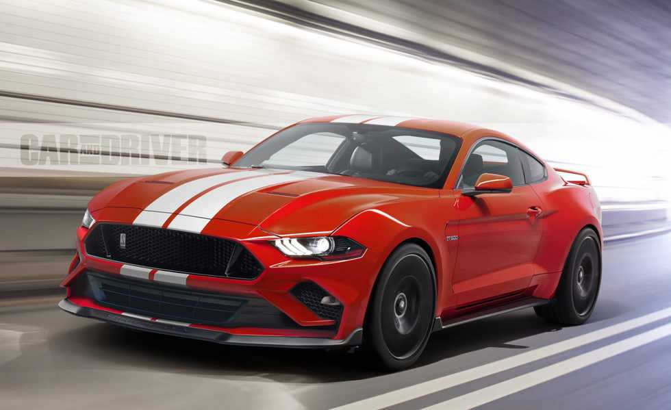 57 The 2019 Ford Gt 500 Spesification with 2019 Ford Gt 500
