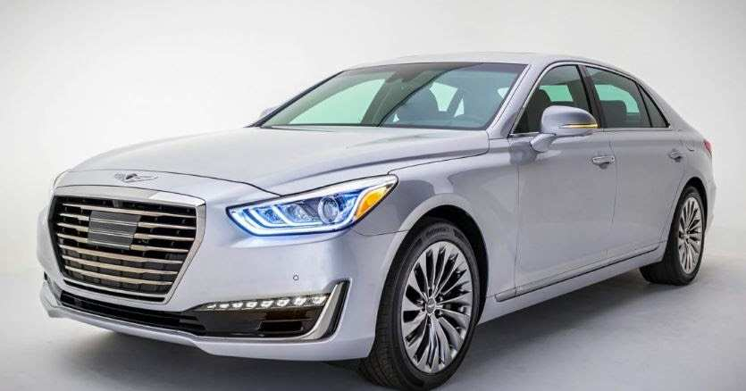57 The 2019 Genesis 5 0 Performance and New Engine by 2019 Genesis 5 0