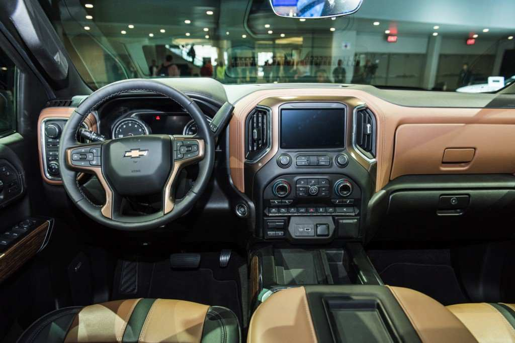 57 The 2019 Gmc 1500 Interior Release with 2019 Gmc 1500 Interior