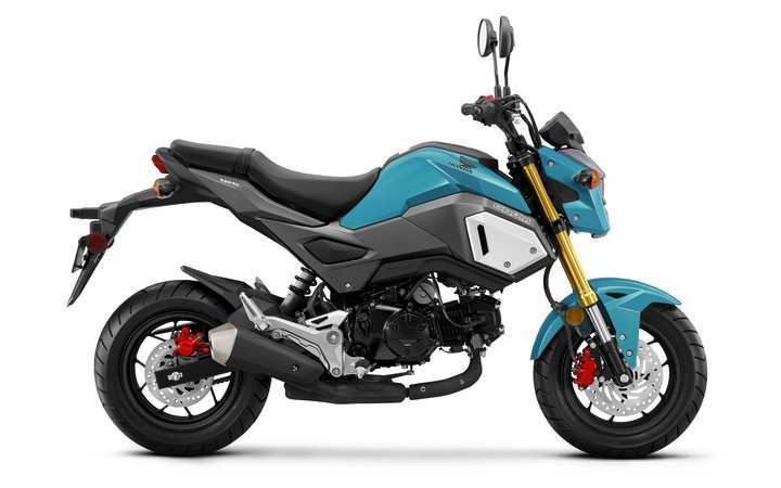 57 The 2019 Honda Grom Specs Images for 2019 Honda Grom Specs