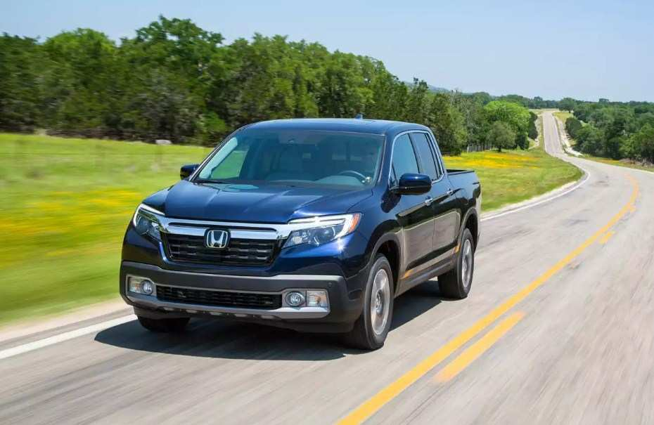 57 The 2019 Honda Ridgeline Rumors Release with 2019 Honda Ridgeline Rumors