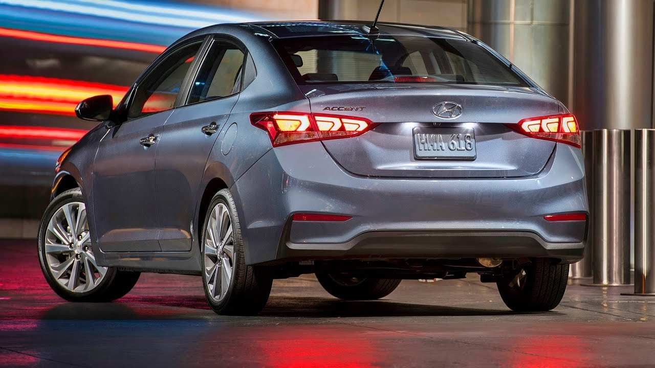 57 The 2019 Hyundai Accent Hatchback Performance with 2019 Hyundai Accent Hatchback