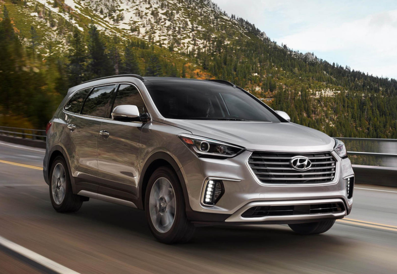 57 The 2019 Hyundai Santa Fe Sport Redesign Exterior and Interior for 2019 Hyundai Santa Fe Sport Redesign