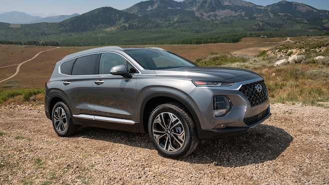 57 The 2019 Hyundai Santa Fe Test Drive Reviews by 2019 Hyundai Santa Fe Test Drive