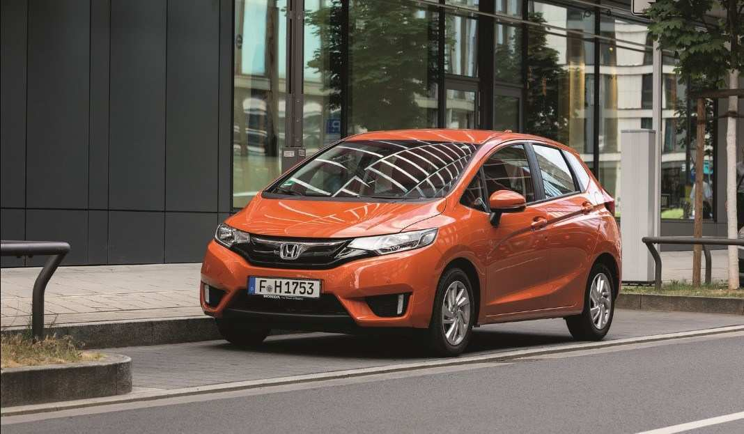 57 The 2020 Honda Fit News Model with 2020 Honda Fit News