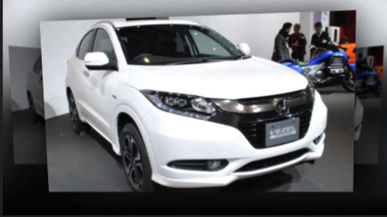 57 The 2020 Honda Vezel Spesification for 2020 Honda Vezel