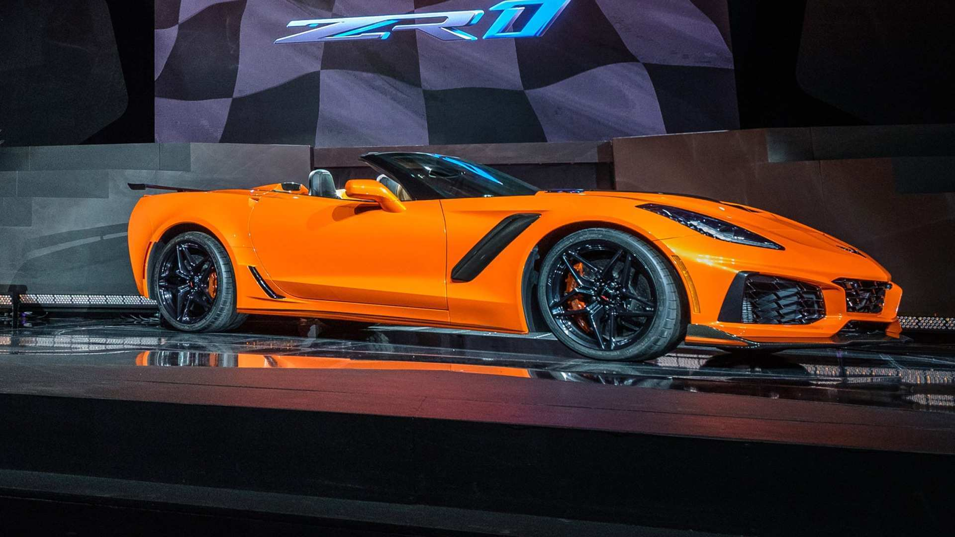 58 All New 2019 Chevrolet Corvette Zr1 Photos by 2019 Chevrolet Corvette Zr1