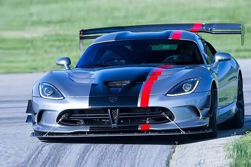58 All New 2019 Dodge Viper Acr Concept for 2019 Dodge Viper Acr