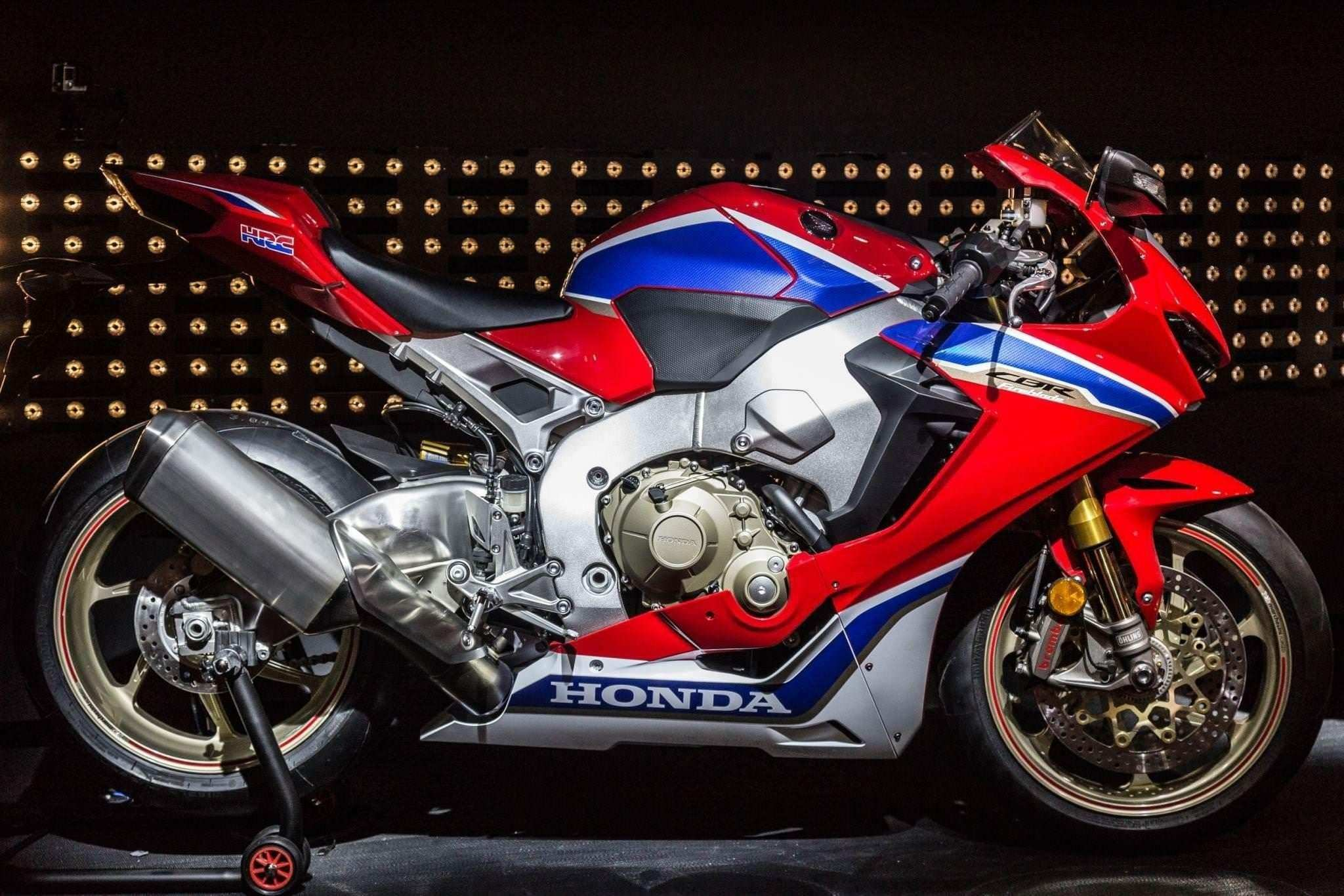 58 All New 2019 Honda Cbr1000Rr New Review by 2019 Honda Cbr1000Rr