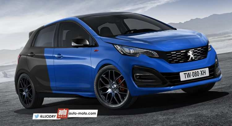 58 All New 2019 Peugeot 308 Gti Exterior by 2019 Peugeot 308 Gti