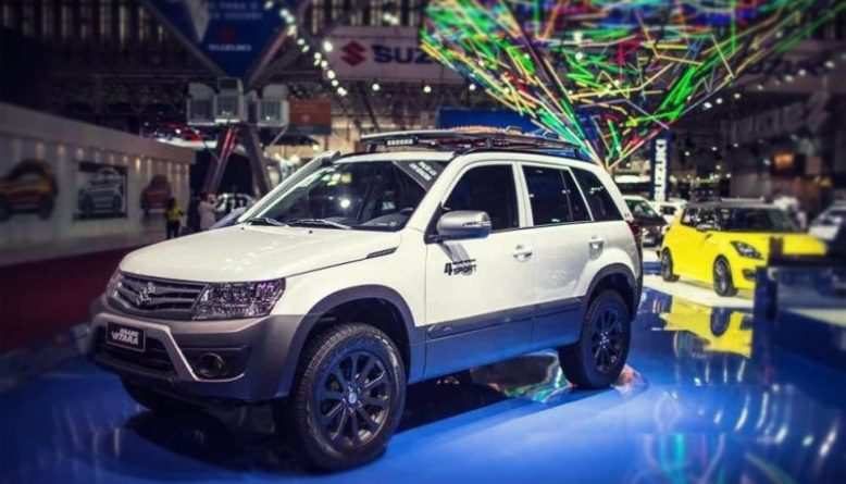58 All New 2019 Suzuki Grand Vitara Style by 2019 Suzuki Grand Vitara