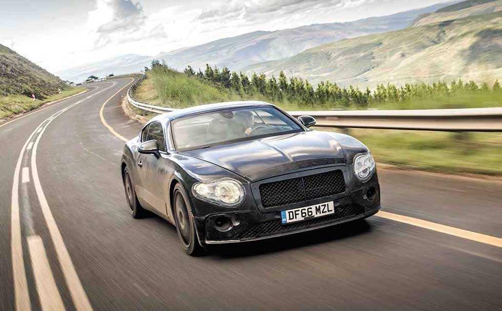 58 All New 2020 Bentley Gt Model for 2020 Bentley Gt