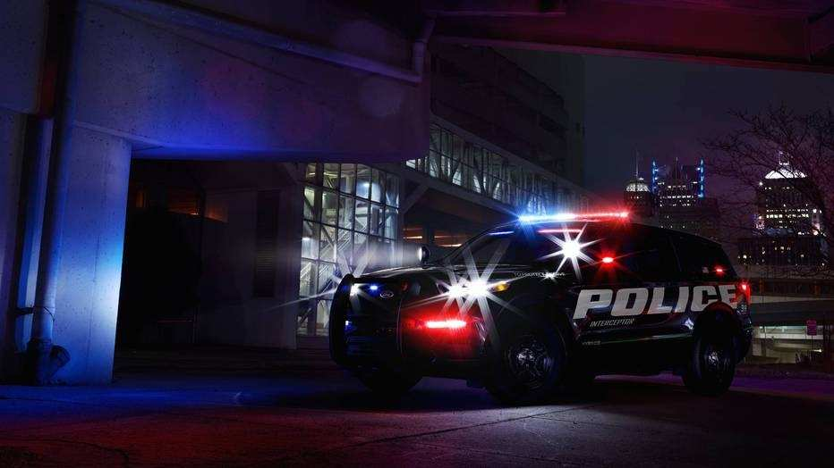 58 All New 2020 Ford Police Interceptor Spesification with 2020 Ford Police Interceptor