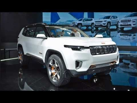 58 All New 2020 Jeep Grand Cherokee Redesign Style for 2020 Jeep Grand Cherokee Redesign