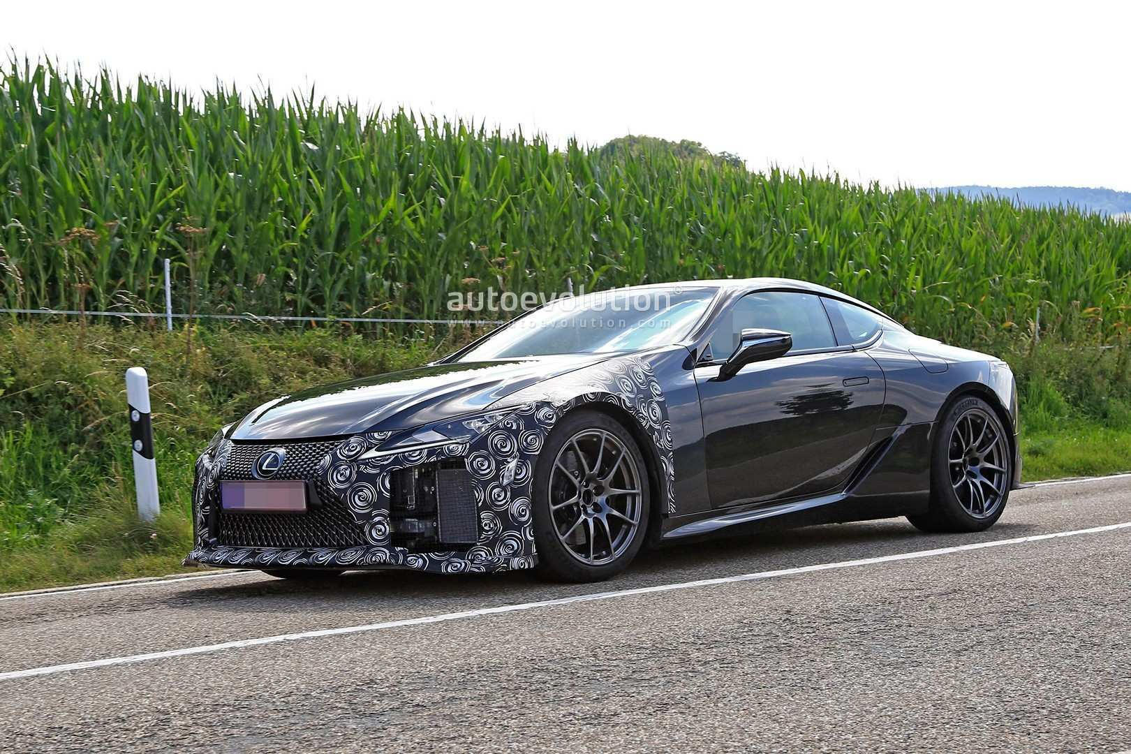 58 All New 2020 Lexus Lc F New Concept by 2020 Lexus Lc F