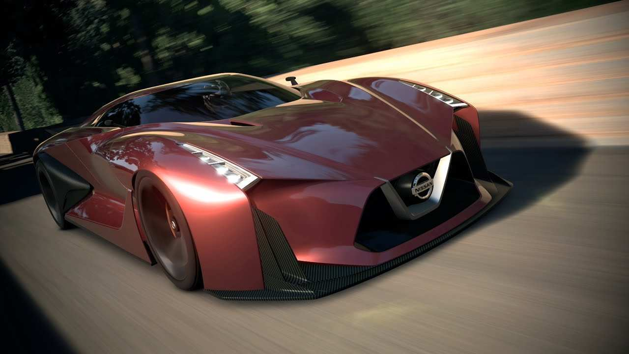 58 All New Nissan 2020 Vision Gt Exterior for Nissan 2020 Vision Gt