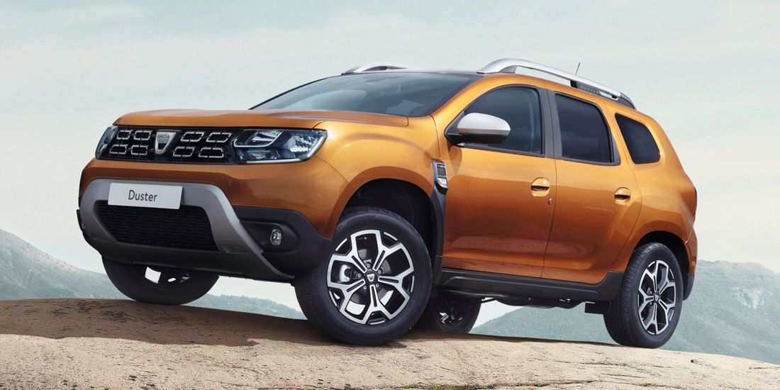 58 All New Renault Duster 2019 Colombia Redesign And Concept For