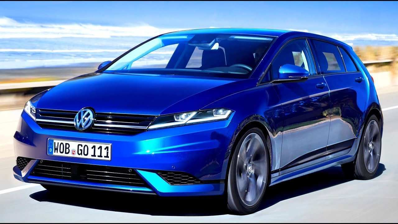 58 All New Vw Golf 2019 Concept for Vw Golf 2019