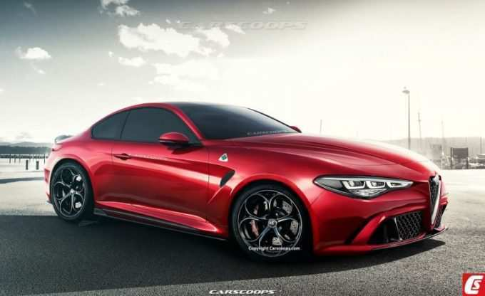 58 Best Review 2019 Alfa Gtv Redesign and Concept with 2019 Alfa Gtv