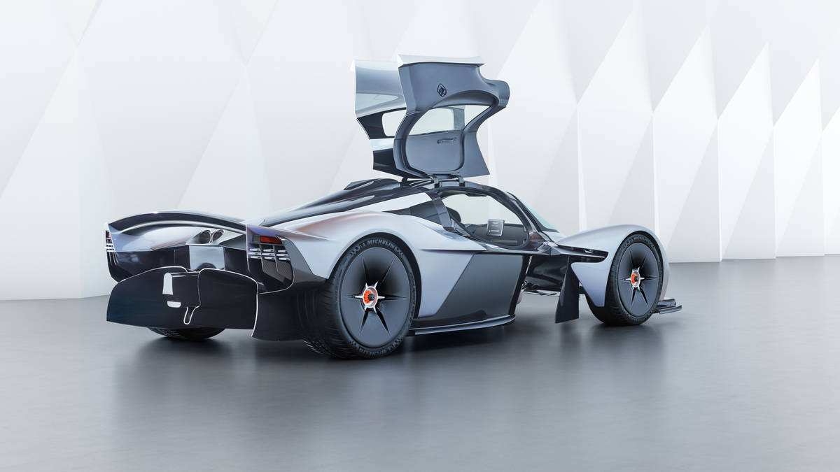 58 Best Review 2019 Aston Martin Valkyrie Wallpaper with 2019 Aston Martin Valkyrie