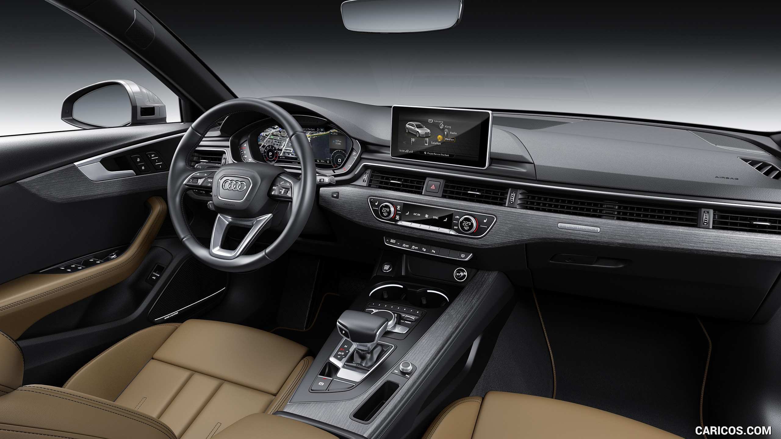 58 Best Review 2019 Audi A4 Interior Review with 2019 Audi A4 Interior
