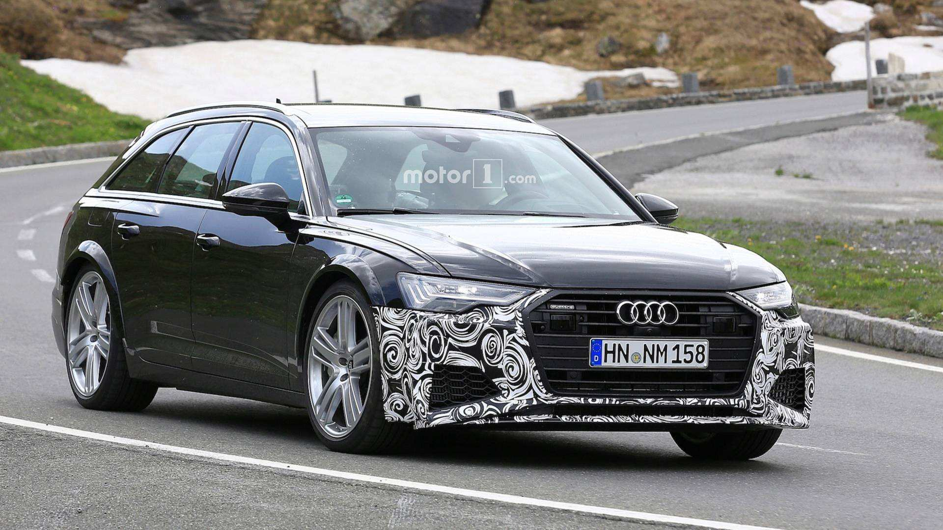 58 Best Review 2019 Audi Rs6 Pictures for 2019 Audi Rs6