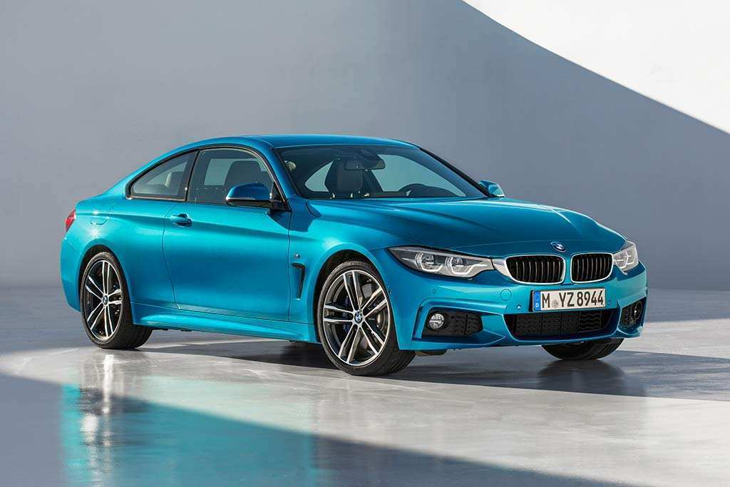 58 Best Review 2019 Bmw 4 Series Speed Test by 2019 Bmw 4 Series