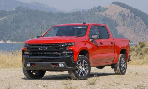 58 Best Review 2019 Chevrolet 1500 History for 2019 Chevrolet 1500