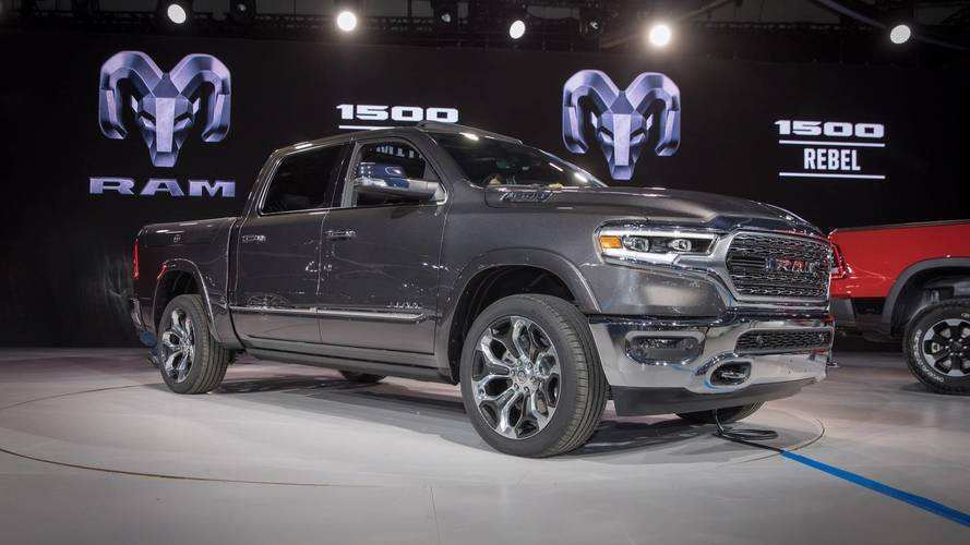58 Best Review 2019 Dodge Ram Pick Up Configurations with 2019 Dodge Ram Pick Up