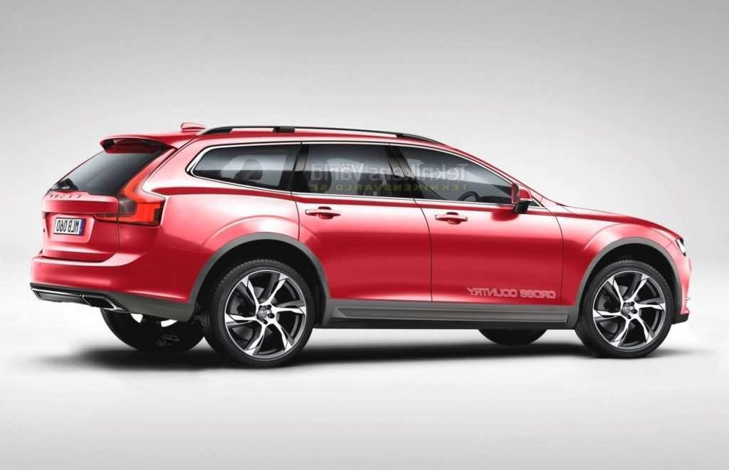 58 Best Review 2019 Volvo V60 Cross Country Review for 2019 Volvo V60 Cross Country