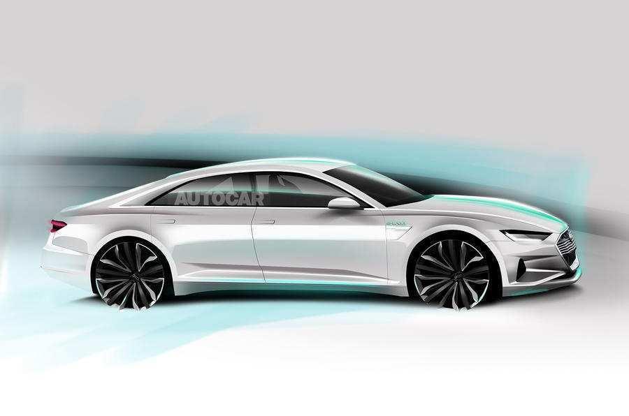 58 Best Review 2020 Audi A9 E Tron Prices by 2020 Audi A9 E Tron