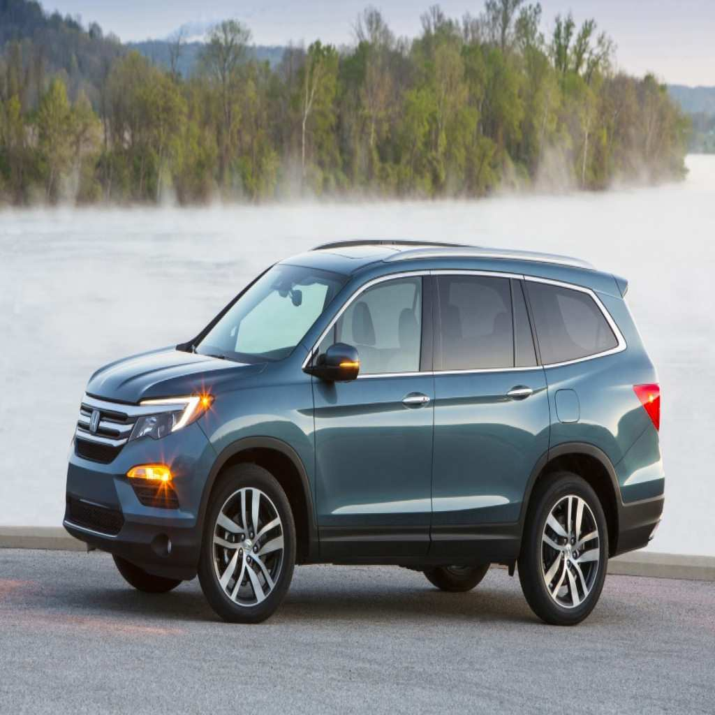 58 Best Review 2020 Honda Pilot Release Date Speed Test by 2020 Honda Pilot Release Date