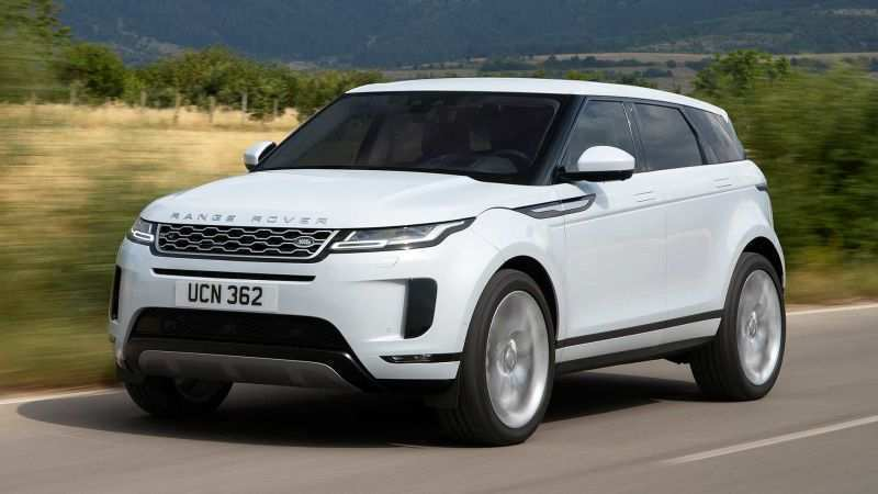 58 Best Review Jaguar Land Rover 2020 Performance with Jaguar Land Rover 2020