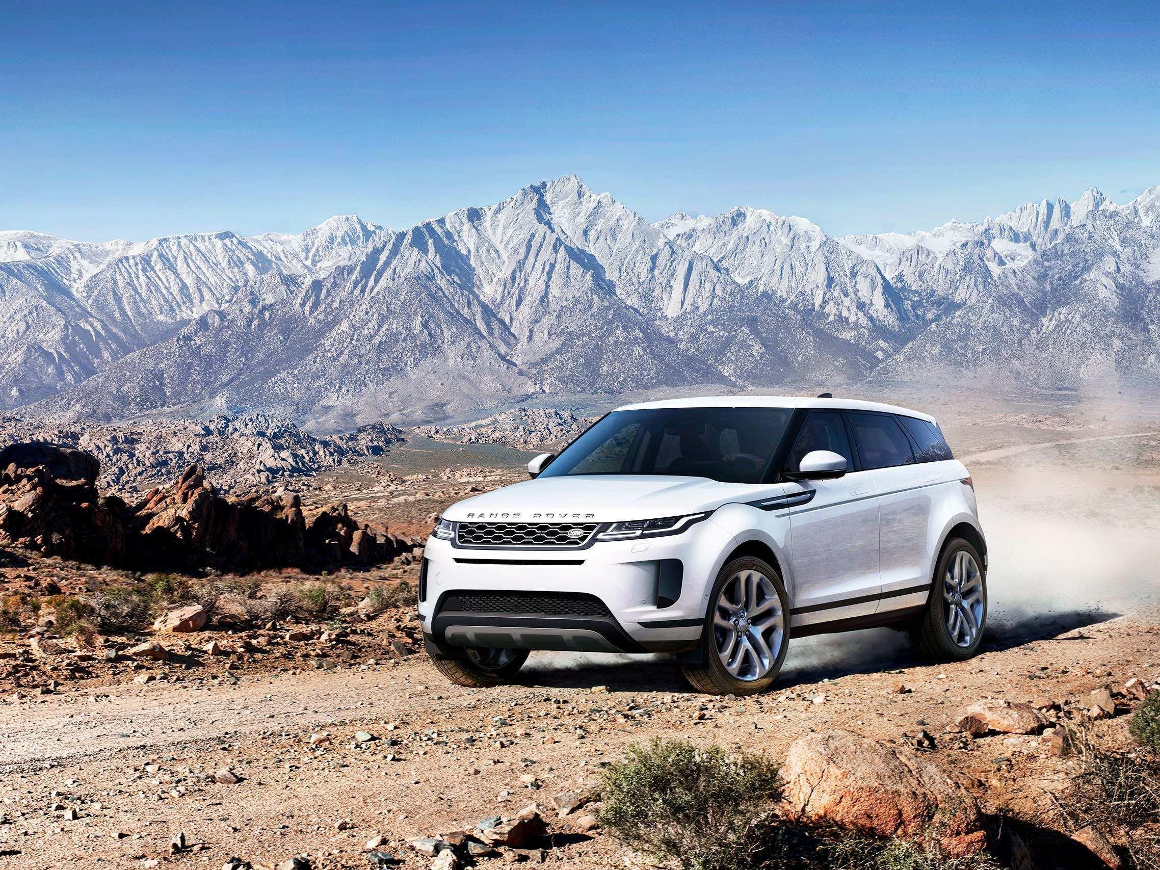 58 Best Review Jaguar Land Rover 2020 Vision New Concept with Jaguar Land Rover 2020 Vision