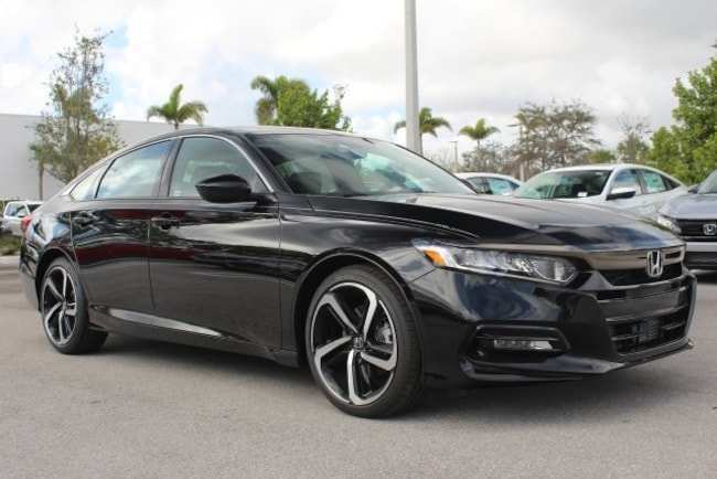 58 Concept of 2019 Honda Accord Sport Rumors by 2019 Honda Accord Sport
