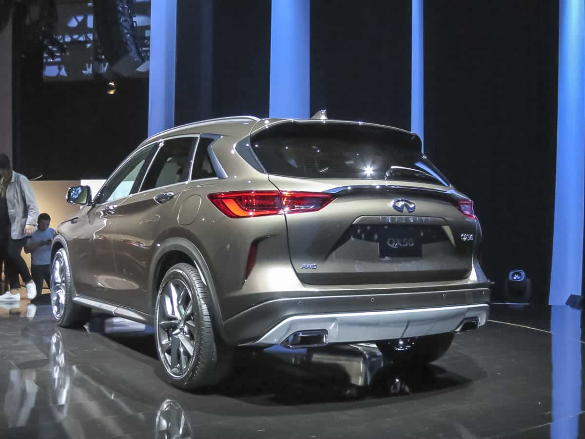 58 Concept of 2019 Infiniti Qx50 Dimensions New Review with 2019 Infiniti Qx50 Dimensions