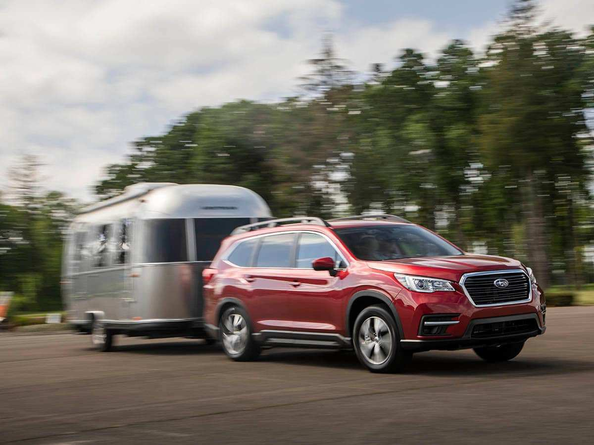 58 Concept of 2019 Subaru Ascent Towing Capacity Ratings with 2019 Subaru Ascent Towing Capacity