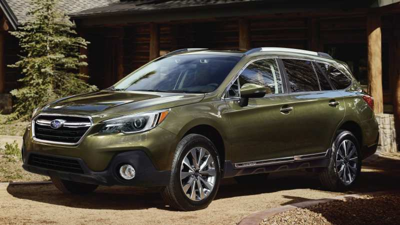 58 Concept of 2019 Subaru Outback Changes Release for 2019 Subaru Outback Changes