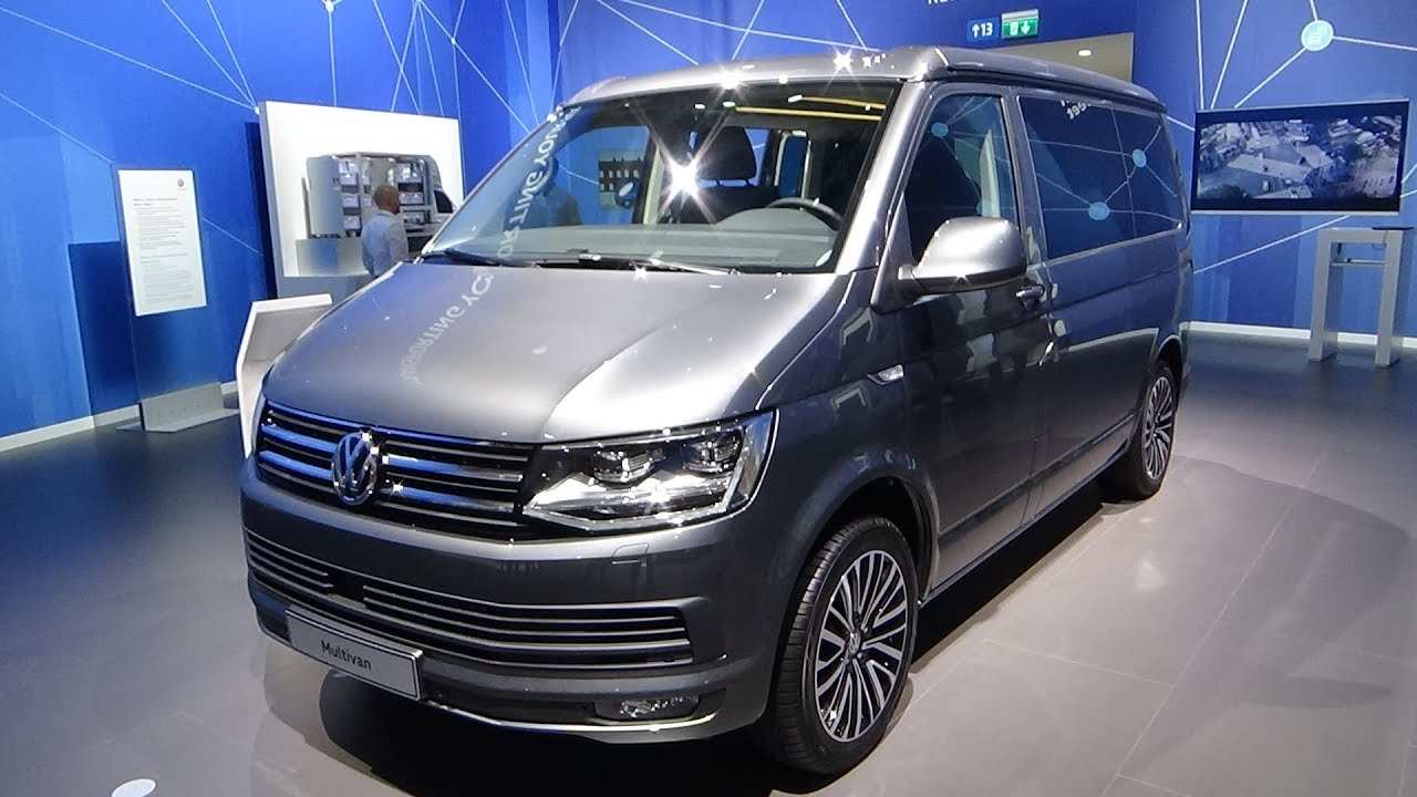 58 Concept of 2019 Vw Multivan Performance and New Engine for 2019 Vw Multivan