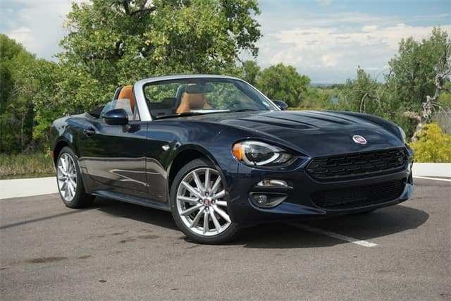 58 Gallery of 2019 Fiat 124 Spider Lusso Reviews with 2019 Fiat 124 Spider Lusso