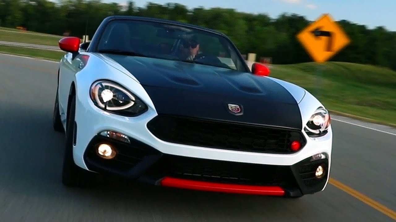 58 Gallery of 2019 Fiat Abarth 124 Spider Price and Review with 2019 Fiat Abarth 124 Spider