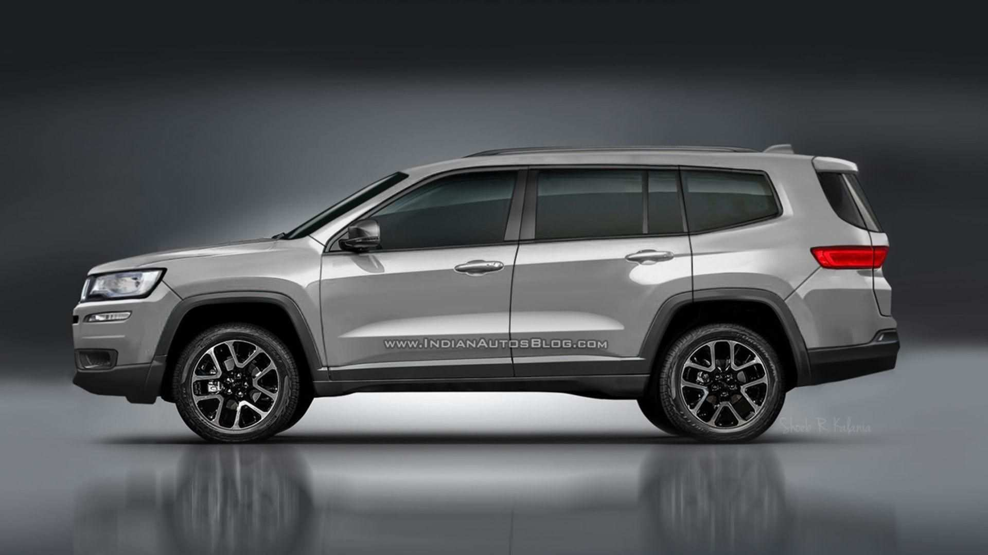 58 Gallery of 2019 Jeep 7 Passenger Concept by 2019 Jeep 7 Passenger