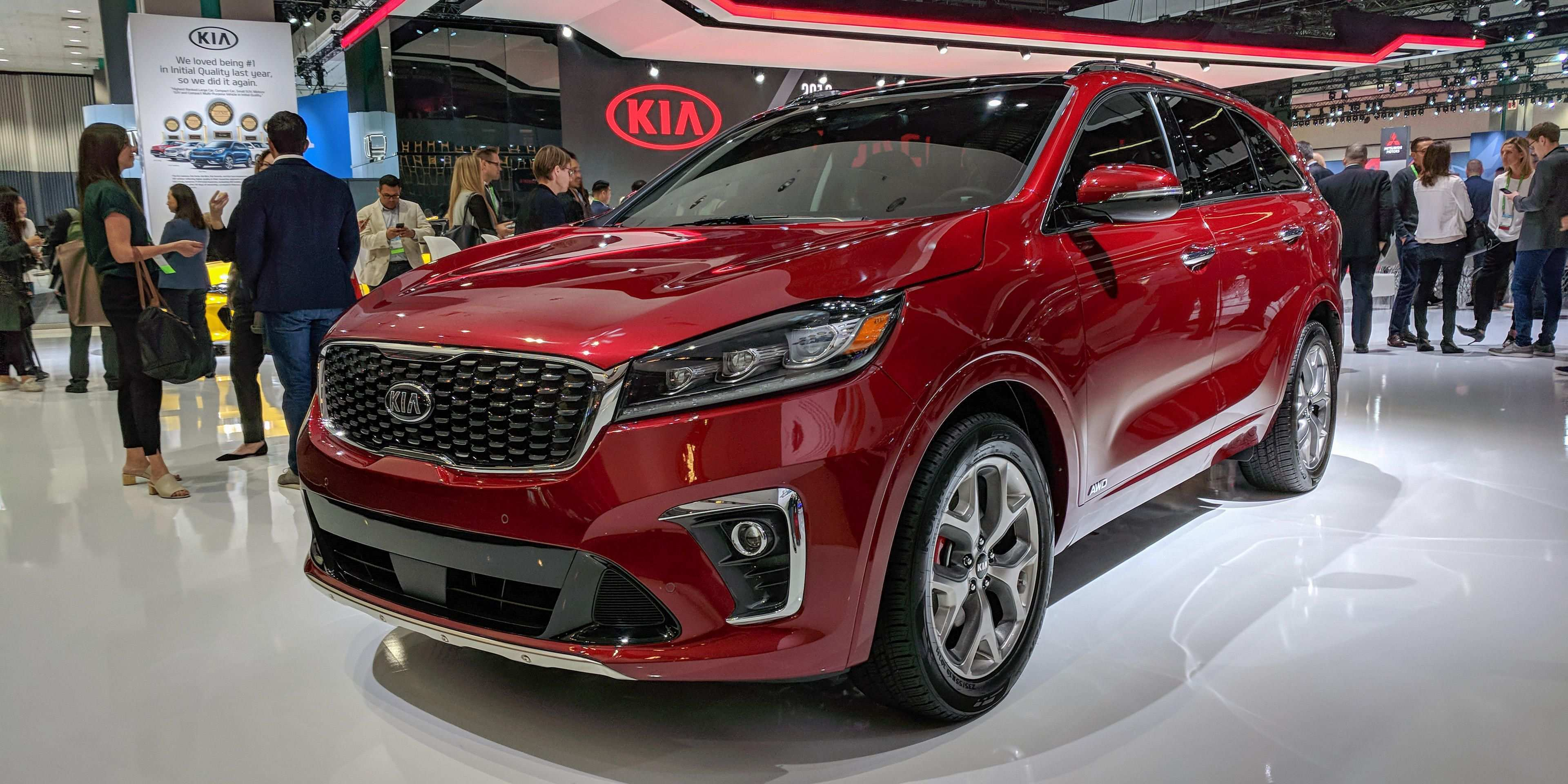 58 Gallery of 2019 Kia Sorento Release Date Specs and Review by 2019 Kia Sorento Release Date