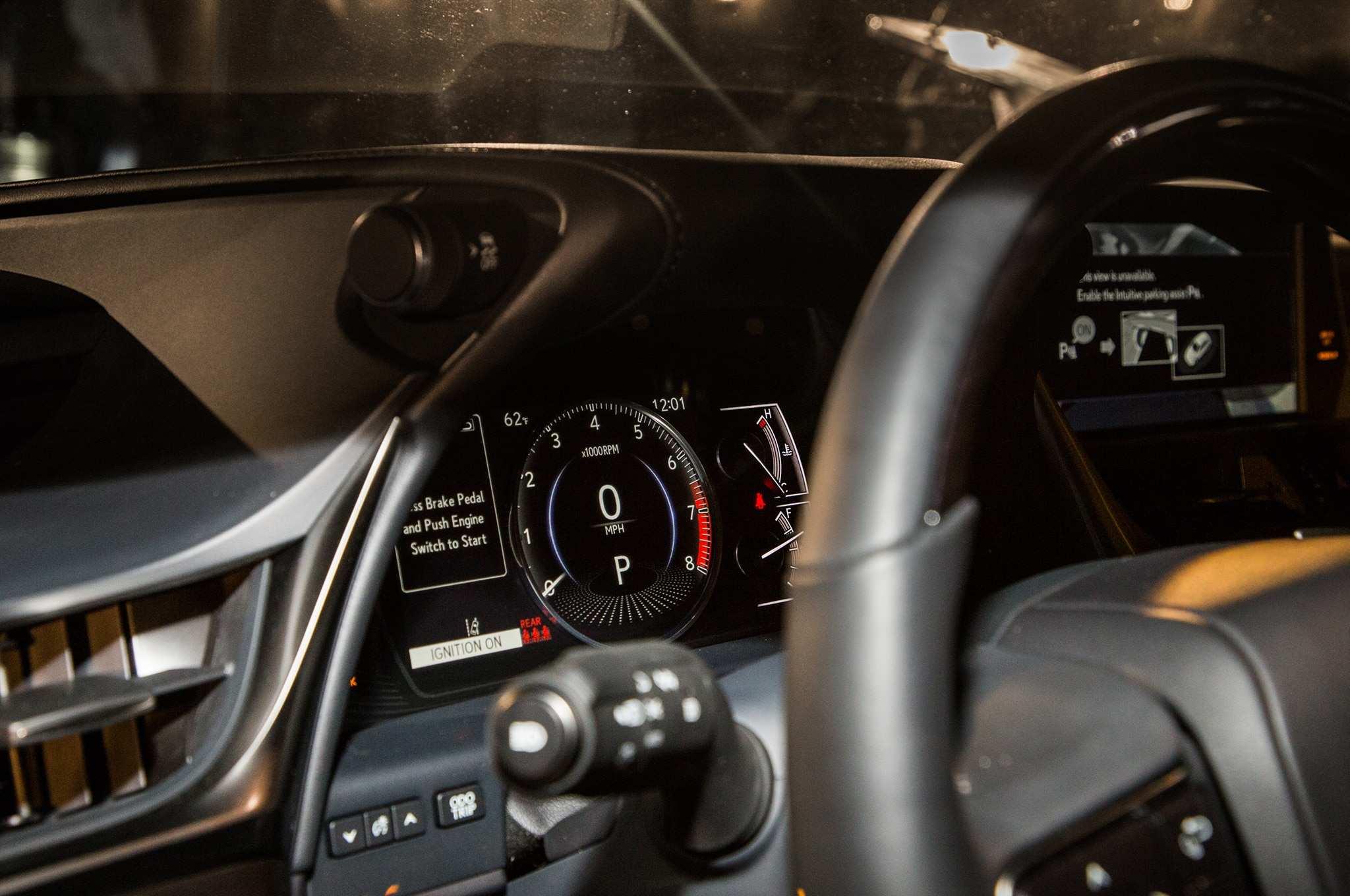 58 Gallery of 2019 Lexus Es Interior Exterior for 2019 Lexus Es Interior