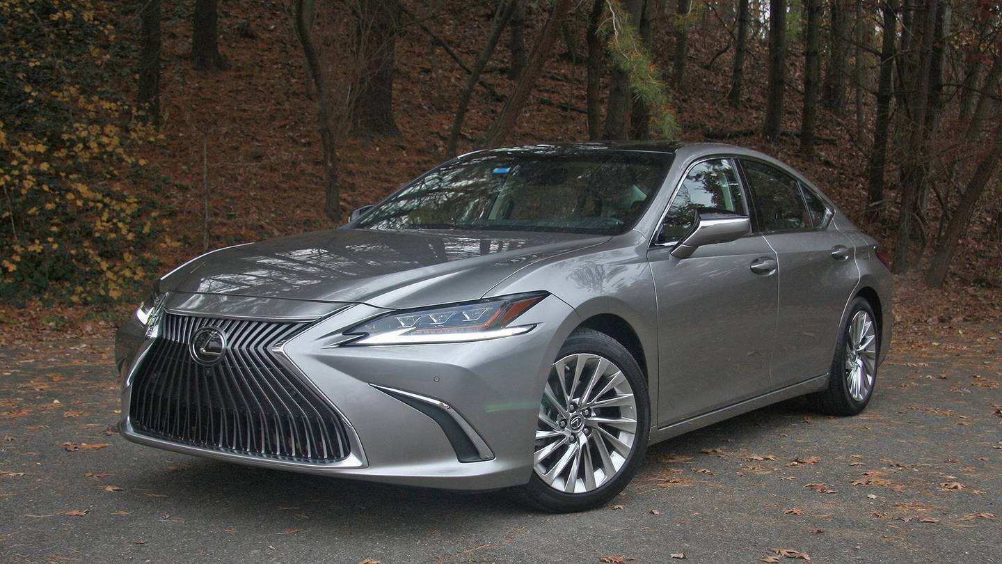 58 Gallery of 2019 Lexus Es Review Review for 2019 Lexus Es Review
