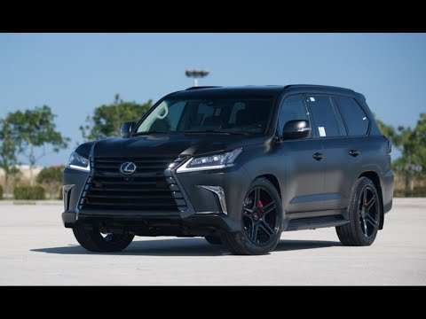 58 Gallery of 2019 Lexus Lx New Concept with 2019 Lexus Lx